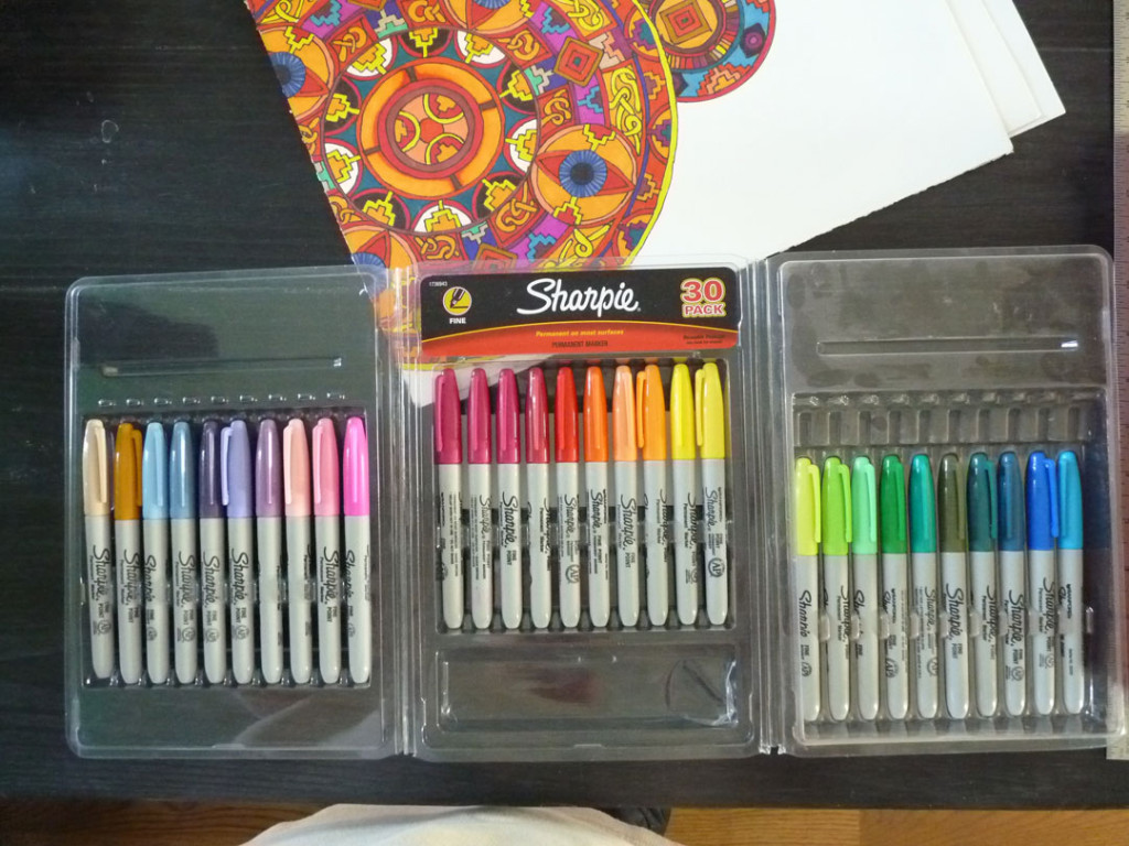 art-sharpies